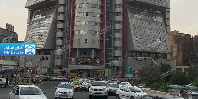 مرکز خرید محله صادقیه تهران